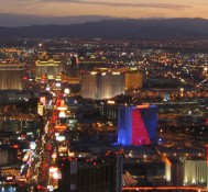 The Awesome City View In Las Vegas